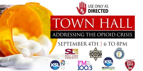 Addressing the Opioid Crisis — Town Hall tickets