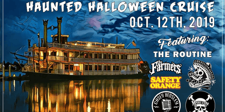 Six String Society - Haunted Halloween Cruise tickets