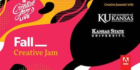 University of Kansas + Kansas State University + Adobe Creative Jam LIVE tickets