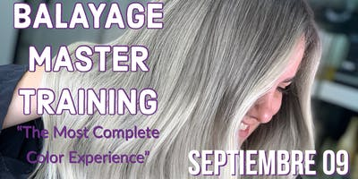 BALAYAGE MASTER TRAINING