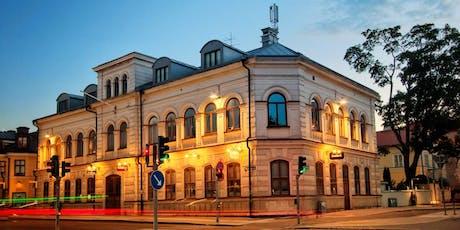 Uppsala city photo walk tickets