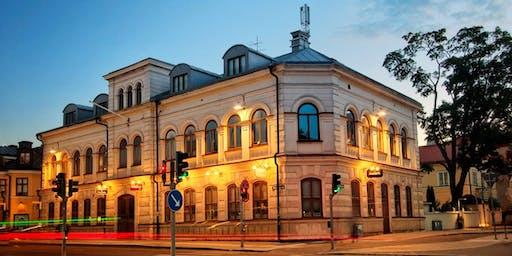 Uppsala city photo walk