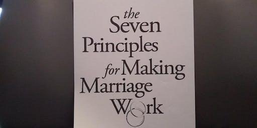 Gottman Brief Relationship Seminar ($40 per couple)