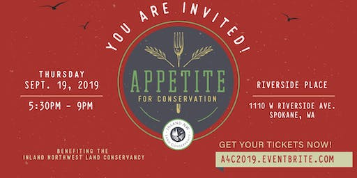 Appetite for Conservation 6th Annual