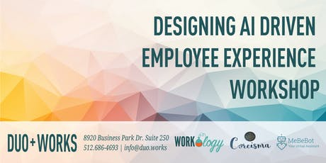 Designing AI Driven Employee Experience Workshop Tickets