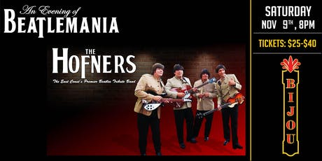 An Evening of Beatlemania with The Hofners tickets