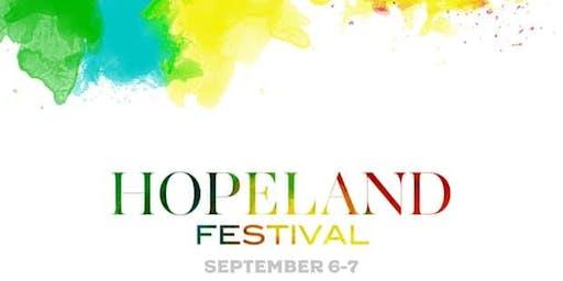 Hopeland Festival 2019