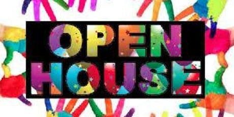 Open House October 17th