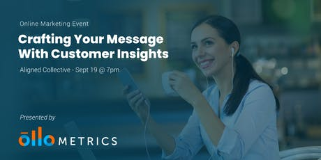 Crafting Your Message With Customer Insights tickets