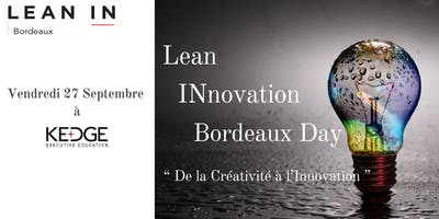 Lean INnovation Bordeaux Day