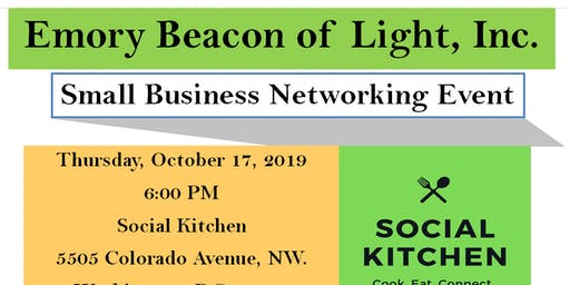 SMALL BUSINESS NETWORK  FALL CONNECT