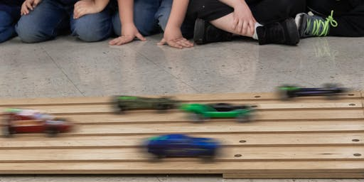 Pinewood Tractor Derby Workshop