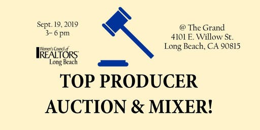 Top Producer Auction & Mixer
