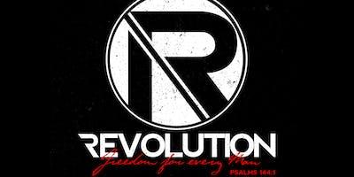 Revolution Men presents The LOCKDOWN Men's Retreat