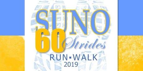 SUNO 60 Stride Run-Walk  tickets