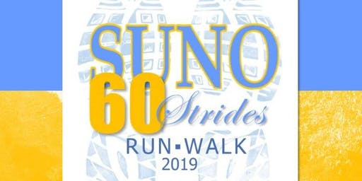 SUNO 60 Stride Run-Walk