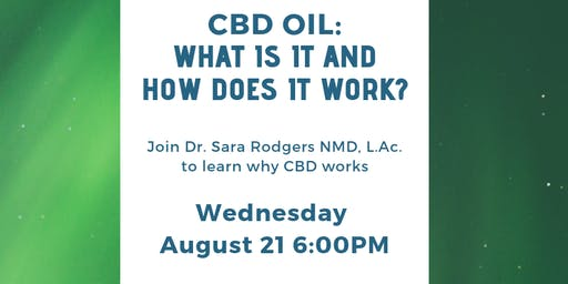 OsteoStrong Strong Talk Series -CBD Oil - What is it? and How does it work?