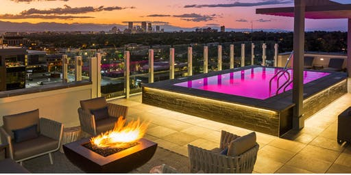 Sunset Rooftop Party!