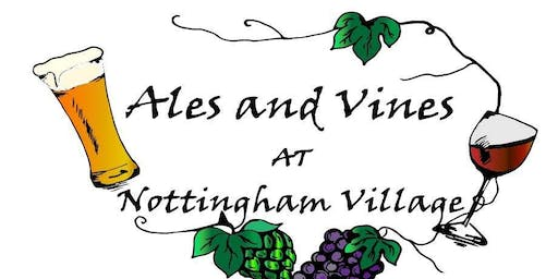 Ales and Vines at Nottingham Village