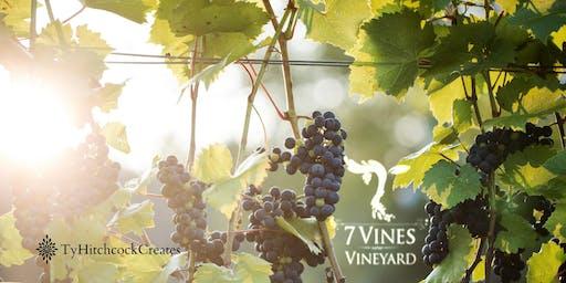 7VinesVineyard Wine Pairing and Paella Event