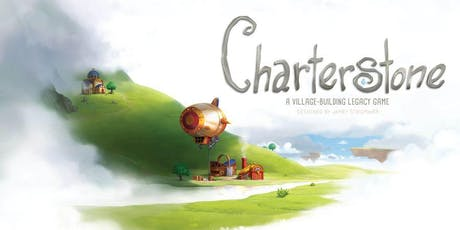 Charterstone: The WashingCon Legacy tickets