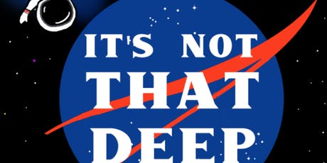 It's Not That DEEP: A Stellar Night of Comedy tickets