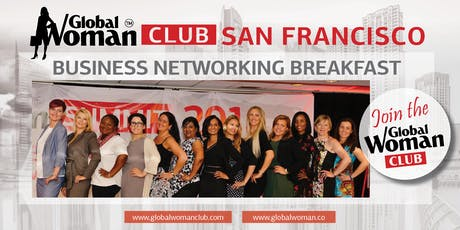 GLOBAL WOMAN CLUB SAN FRANCISCO: BUSINESS NETWORKING BREAKFAST - OCTOBER tickets