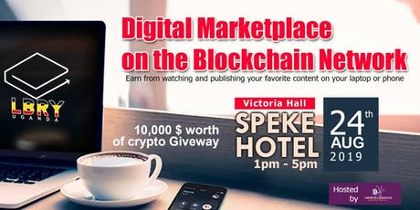DIGITAL MARKETPLACE ON THE BLOCKCHAIN NETWORK tickets