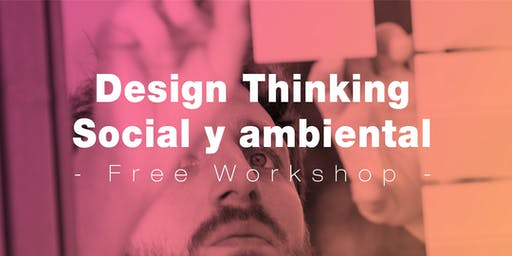 Design Thinking social y ambiental