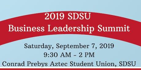 Business Leadership Summit tickets