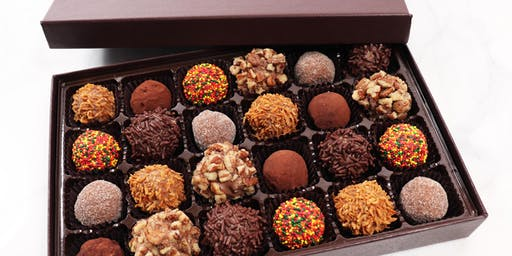 Van Otis Chocolates Adult Hand-Rolled Truffle Class