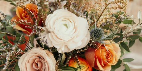 Floral Workshop : Hand-Tied Bouquet & Wreath Combo tickets