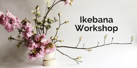 Introductory Ikebana Workshop on 12/7 tickets