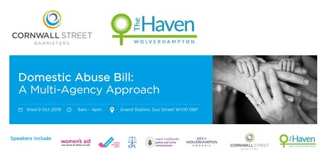 Domestic Abuse Bill: A Multi-Agency Approach tickets