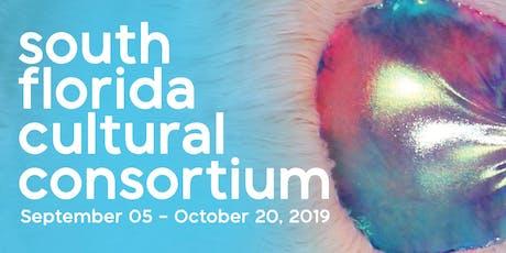 South Florida Cultural Consortium Artists Reception tickets
