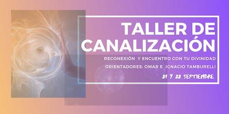 Taller de Canalización:  Reconexión y encuentro con tu divinidad entradas