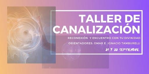 Taller de Canalización:  Reconexión y encuentro con tu divinidad