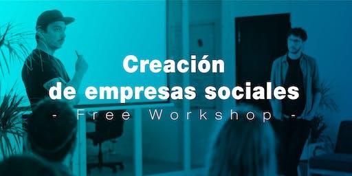 Creación de empresas sociales