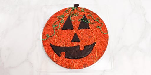 Van Otis Chocolates Children's Pumpkin Decorating Class