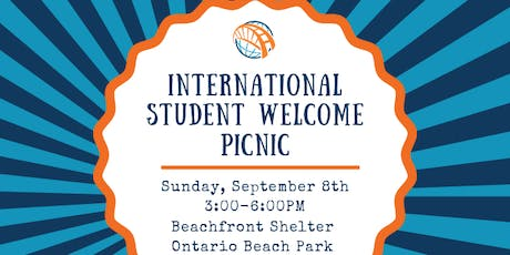 International Student Welcome Picnic tickets