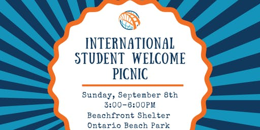 International Student Welcome Picnic
