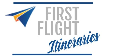"First Flight ""Itineraries"" - Sept 17th tickets"