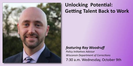 Unlocking Potential: Getting Talent Back to Work tickets