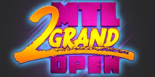 MTL 2 Grand Open - WILD CARD WEEK