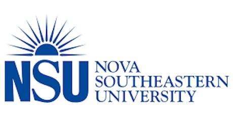 Nova Southeastern University Information Session tickets