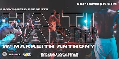 Showcase LB presents Haiti Babii tickets