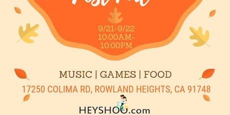 heyshoo-Full Moon Fest tickets