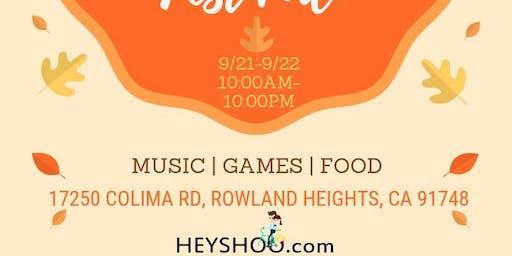 heyshoo-Full Moon Fest