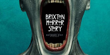 Brixton Horror Story - Halloween at Phonox tickets
