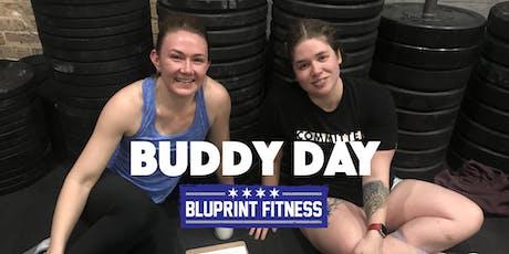 Bluprint Buddy Day tickets